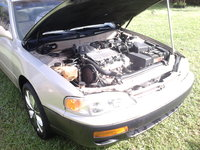 Picture of 1996 Toyota Camry LE V6, exterior, engine