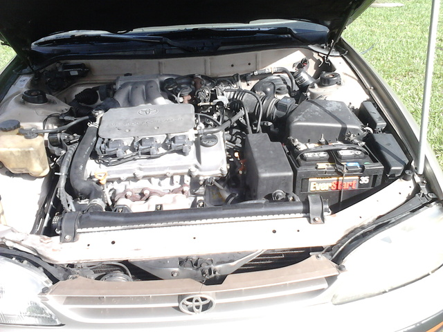 Picture of 1996 Toyota Camry LE V6, engine