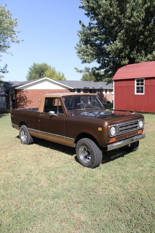 Picture of 1978 International Harvester Scout