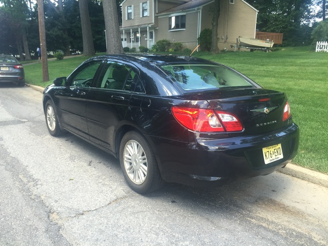 2007 chrysler sebring pictures cargurus. Cars Review. Best American Auto & Cars Review