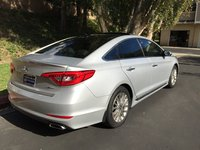 Picture of 2015 Hyundai Sonata Limited FWD, exterior, gallery_worthy