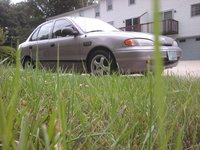 Picture of 1996 Hyundai Accent 4 Dr STD Sedan, gallery_worthy