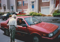 1987 Hyundai Excel Overview
