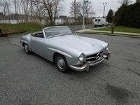 1960 Mercedes-Benz SL-Class Overview