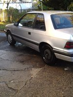 Picture of 1990 Dodge Shadow 2 Dr ES Hatchback, exterior