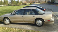 Picture of 1994 Oldsmobile Cutlass Supreme 4 Dr Special Edition Sedan, exterior