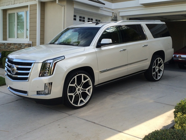 2015 cadillac escalade esv overview cargurus. Cars Review. Best American Auto & Cars Review