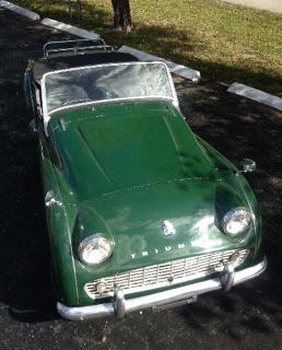 Picture of 1957 Triumph TR3