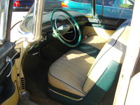 Picture of 1955 Cadillac Fleetwood, interior