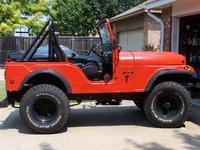 1974 Jeep CJ5 Picture Gallery