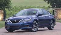 2016 Nissan Altima Overview