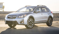 2016 Subaru XV Crosstrek Overview