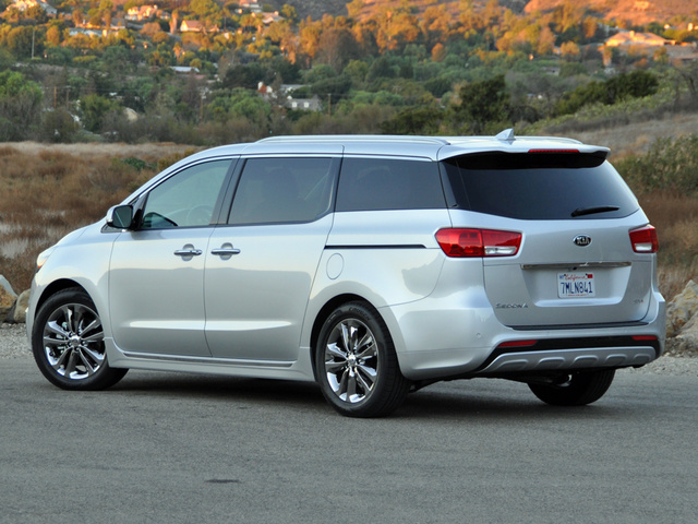 Model 2016 Kia Sedona  Test Drive Review  CarGurus