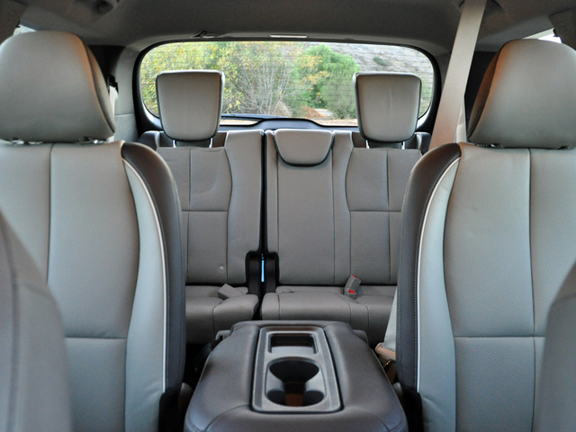 2016 Kia Sedona SXL With Gray And Burgundy Leather, Interior, Gallery_worthy Great Ideas