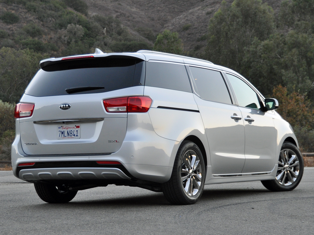 New 2015 2016 Kia Sedona For Sale Cargurus