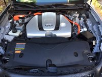 Picture of 2013 Infiniti M35 Hybrid, engine