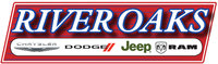 River Oaks Chrysler Jeep Dodge Ram logo