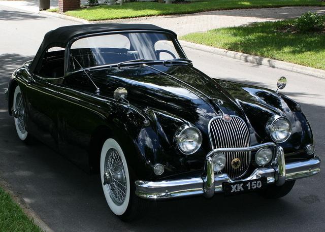 1958 Jaguar Mark I - Pictures - CarGurus