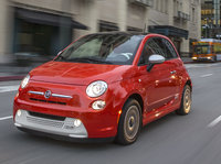 2016 FIAT 500e, Front-quarter view., exterior, manufacturer, gallery_worthy