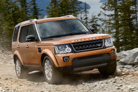 2016 Land Rover LR4 Overview