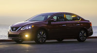 2016 Nissan Sentra, Front-quarter view, exterior, manufacturer, gallery_worthy