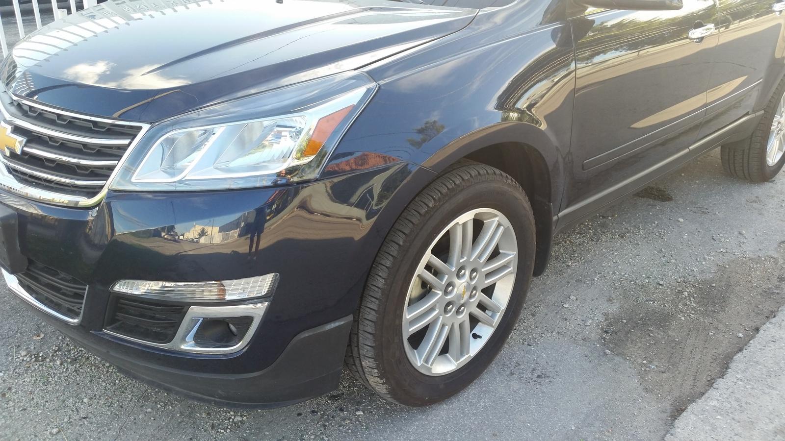 picture of 2015 chevrolet traverse 2lt