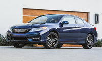 2016 Honda Accord Coupe, Front-quarter view, exterior, manufacturer