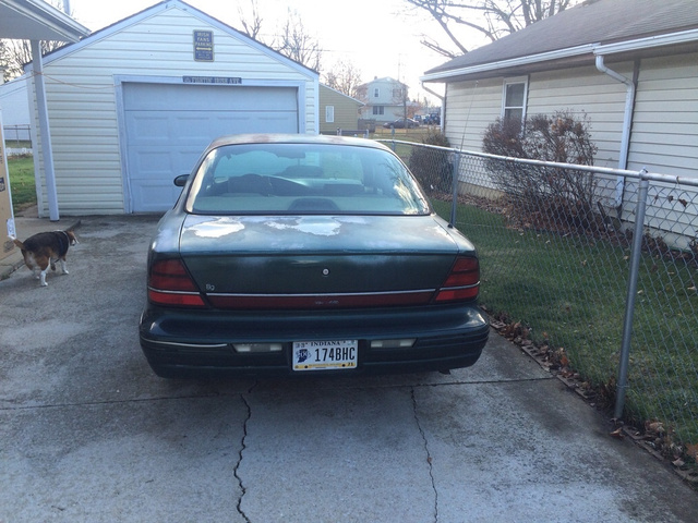 Picture of 1994 Oldsmobile Eighty-Eight