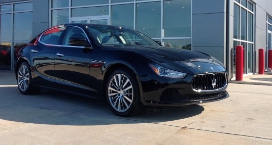 2016 Maserati Ghibli, Front-quarter view., exterior, gallery_worthy