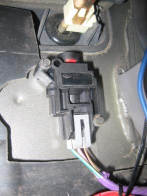 Pic X on ford expedition fuel pump shut off switch