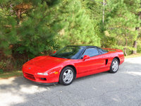 Picture of 1993 Acura NSX STD Coupe, exterior