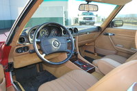 Picture of 1987 Mercedes-Benz 560-Class 560SL Convertible, interior