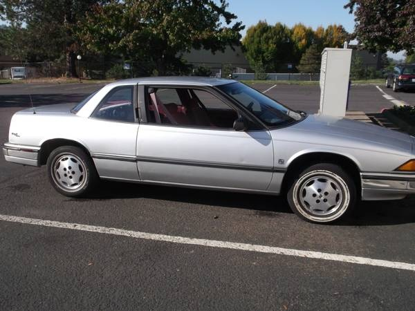 Picture of 1988 Buick Regal Custom Coupe RWD