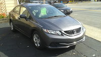 Picture of 2014 Honda Civic LX