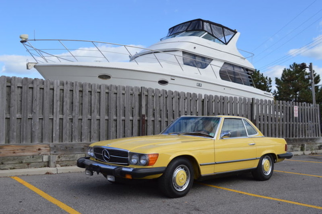 Picture of 1975 Mercedes-Benz SL-Class 350SL