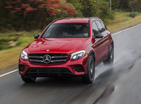 2016 Mercedes-Benz GLC-Class Picture Gallery
