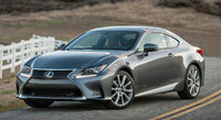 2016 Lexus RC 300 Overview