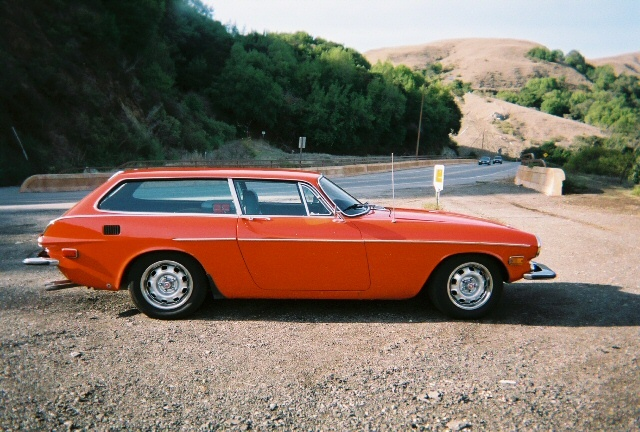 Picture of 1973 Volvo P1800