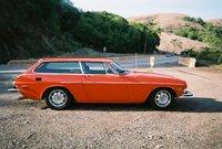 1973 Volvo P1800 Overview