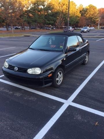 2000 Volkswagen Cabrio