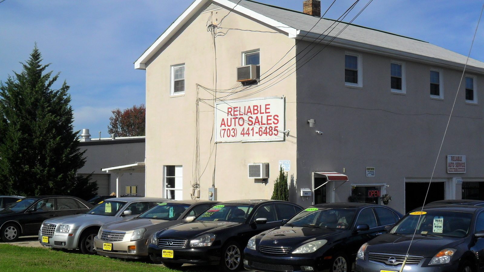 Reliable Auto Sales - Dumfries, VA: Read Consumer reviews, Browse Used and New Cars for Sale