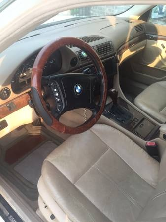 BMW 7 Series Questions - I recently had to jump start my BMW 740i ...