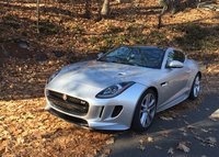 2016 Jaguar F-TYPE, Front-quarter view, exterior