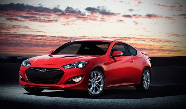 Attractive 2016 Hyundai Genesis Coupe Review