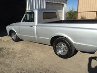1967 Chevrolet C/K 10 Overview