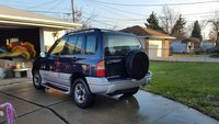 Picture of 2001 Chevrolet Tracker LT, exterior