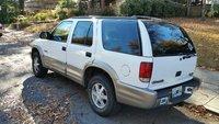 Picture of 1999 Oldsmobile Bravada 4 Dr STD AWD SUV, exterior