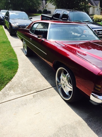 Picture of 1972 Chevrolet Impala