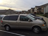 Picture of 2003 Toyota Sienna XLE, exterior