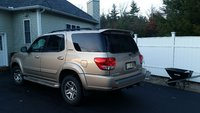 Picture of 2007 Toyota Sequoia 4 Dr Limited V8 4WD, exterior